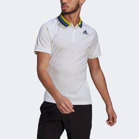 テニス フリーリフト PRIMEBLUE HEAT. RDY ポロシャツ / Tennis Freelift Primeblue HEAT. RDY Polo Shirt (