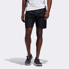 3ストライプス 8インチ ショーツ / 3-Stripes 8-Inch Shorts (ブラック)