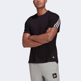 スポーツウェア 3ストライプス 半袖Tシャツ / Sportswear 3-Stripes Tee (ブラック)