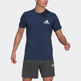 デザインド トゥ ムーブ AEROREADY モーション 半袖Tシャツ / Designed 2 Move AEROREADY Motion Tee (ブルー)