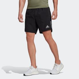 オウン ザ ラン ショーツ / Own the Run Shorts (ブラック)