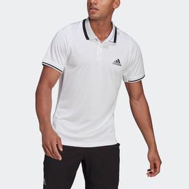 テニス フリーリフト ポロシャツ / Tennis Freelift Polo Shirt (ホワイト)