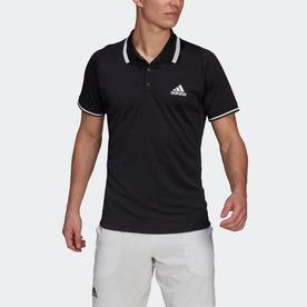 テニス フリーリフト ポロシャツ / Tennis Freelift Polo Shirt (ブラック)