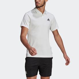 HEAT. RDY テニス ポロシャツ / HEAT. RDY Tennis Polo Shirt (ホワイト)