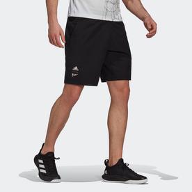 テニス Parley エルゴ  ショーツ / Tennis Parley Ergo Shorts (ブラック)