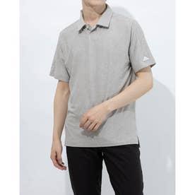 メンズ ゴルフ 半袖シャツ PRIMEGREEN GO-TO 半袖ポロ GM0016 (ブラウン)