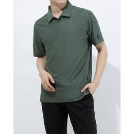 メンズ ゴルフ 半袖シャツ PRIMEGREEN GO-TO 半袖ポロ GM0046 (グリーン)