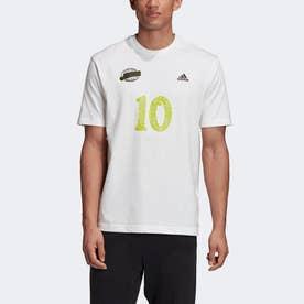 アスレティクス グラフィック 半袖Tシャツ / Athletics Graphic Tee (ホワイト)
