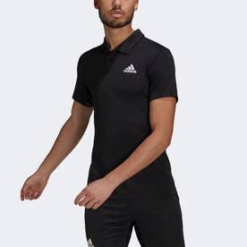 HEAT. RDY テニス ポロシャツ / HEAT. RDY Tennis Polo Shirt (ブラック)