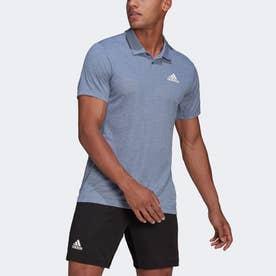 HEAT. RDY テニス ポロシャツ / HEAT. RDY Tennis Polo Shirt (ブルー)