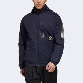 マストハブ ウインドジャケット / Must Haves Wind Jacket (ブルー)