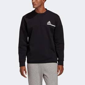 Z.N.E. クルー スウェットシャツ / Z.N.E. Crew Sweatshirt (ブラック)