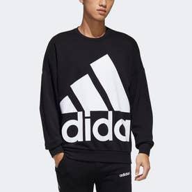 フェイバリット ビッグロゴ スウェットシャツ / Favorites Big Logo Sweatshirt (ブラック)