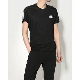 メンズ 陸上/ランニング 半袖Tシャツ OWN THE RUN TEE FS9799 (ブラック)