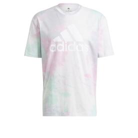エッセンシャルズ タイダイ インスピレーショナル 半袖Tシャツ / Essentials Tie-Dyed Inspirational Tee (グリーン)