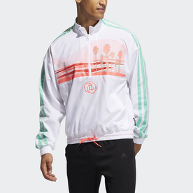 BW D・ローズ スウェットシャツ / BW D Rose Sweatshirt (ホワイト)