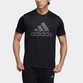 マストハブ バッジ オブ スポーツ  グラフィック 半袖Tシャツ / Must Haves Badge of Sport Graphic Tee (ブラック)