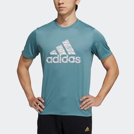 マストハブ バッジ オブ スポーツ  グラフィック 半袖Tシャツ / Must Haves Badge of Sport Graphic Tee (グリーン)