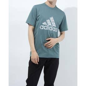 メンズ 半袖機能Tシャツ MMHBOSGRFXTEE GN0798 (グリーン)