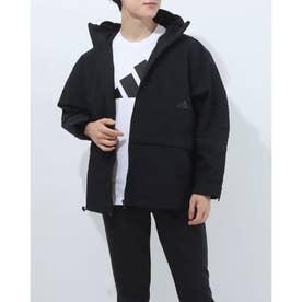 メンズ ウインドジャケット MFIWVPARKA GV5137 (ブラック)