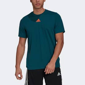 Sportphoria AEROREADY グラフィック 半袖Tシャツ / Sportphoria AEROREADY Graphic Tee (グリーン)