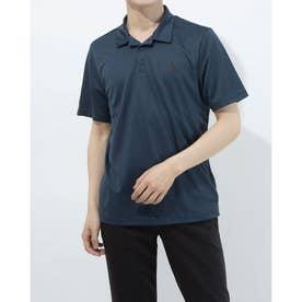 メンズ 半袖機能ポロシャツ MD2MPLポロシャツ GM2136 (ネイビー)
