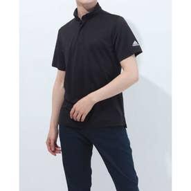 メンズ 半袖ポロシャツ MMHワンポイントポロシャツ GN0799 (ブラック)