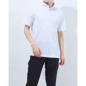 メンズ 半袖ポロシャツ MMHワンポイントポロシャツ GN0810 (ホワイト)