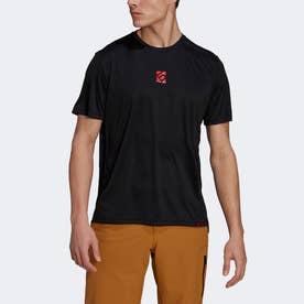 ファイブテン バイク トレイルX 半袖Tシャツ / Five Ten Bike TrailX Tee (ブラック)
