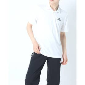 メンズ 半袖機能ポロシャツ MD2MPLポロシャツ GM2154 (ホワイト)