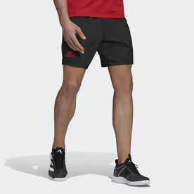 テニス   PRIMEBLUE エルゴ 7インチ ショーツ / Tennis Primeblue Ergo 7-Inch Shorts (ブラック)