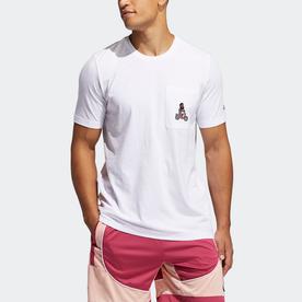 ハーデン アバター ポケット Tシャツ / Harden Avatar Pocket Tee (ホワイト)