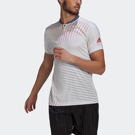 グラフィック テニス 半袖Tシャツ / Graphic Tennis Tee (ホワイト)
