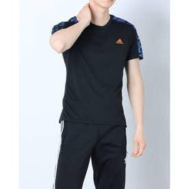 メンズ 陸上/ランニング 半袖Tシャツ TO M RUN Tee M H31097 (ブラック)