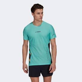 テレックス Parley アグラビック トレイルランニング プロ 半袖Tシャツ / Terrex Parley Agravic Trail Running Pro Tee (