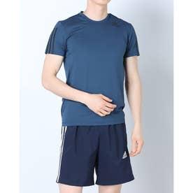 メンズ 半袖機能Tシャツ MAERO3stPBTEE GQ2161 (ネイビー)