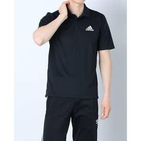 メンズ 半袖機能ポロシャツ MD2MPLポロシャツ GM2134 (ブラック)