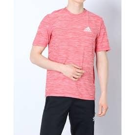 メンズ 半袖機能Tシャツ MD2MALLSETTシャツ2 GM3861 (レッド)