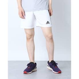 メンズ サッカー/フットサル パンツ SQUADRA21ショーツ GN5773 (ホワイト)