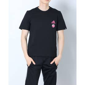 メンズ 半袖Tシャツ MCCF&BグラフィックTシャツ GL3694 (ブラック)