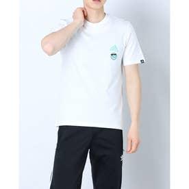 メンズ 半袖Tシャツ MCCF&BグラフィックTシャツ GL3488 (ホワイト)