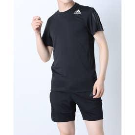 メンズ 半袖機能Tシャツ MH.RDY3stTEE GP7653 (ブラック)
