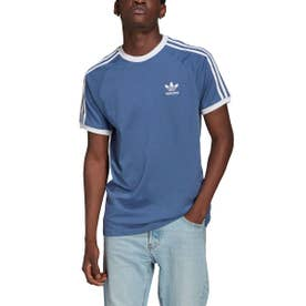 3 STRIPES TEE (BLUE)