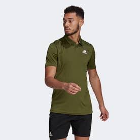 クラブ テニス ポロシャツ / Club Tennis Polo Shirt (グリーン)