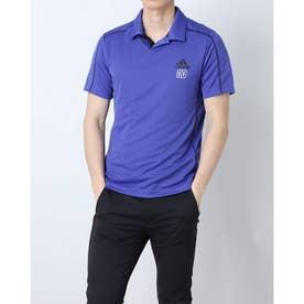 メンズ ゴルフ 半袖シャツ PRIMEBLUE HEAT.RDY 半袖シャツ GM6833 (ブルー)
