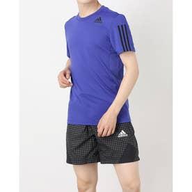 メンズ 半袖機能Tシャツ MAERO3stPBTEE GQ2166 (パープル)