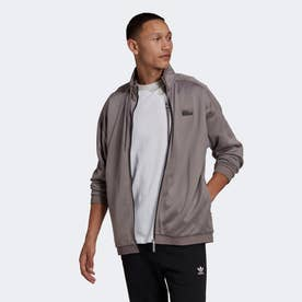 WOVEN TRACK TOP (グレー)