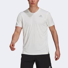 HEAT. RDY ランニング 半袖Tシャツ (ホワイト)