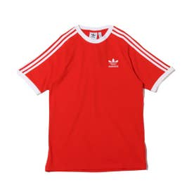 3 STRIPES TEE (RED)