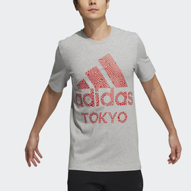 M HTC Tシャツ (グレー)